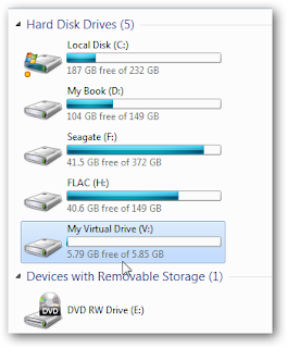 Tutorial on How to Create a Virtual Hard Drive in Windows 7? pic15