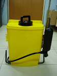T39-PLASTIC SPRAYER 12L