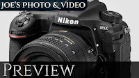 Nikon D500 Announced - Finally A D300s Replacement | Preview