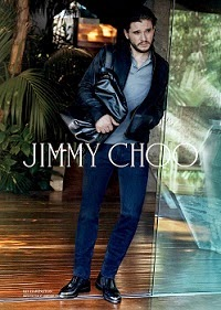 JIMMY CHOO FW2014/15 Men's Ad Campaign