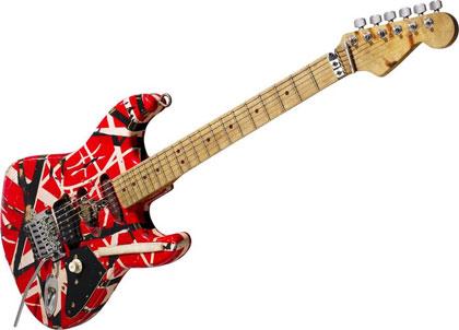 Homemade Van Halen Frankenstein 88
