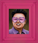 Kim Jong Il is fabulous. Scott Scheidly has recently finnished the official . (pink series )