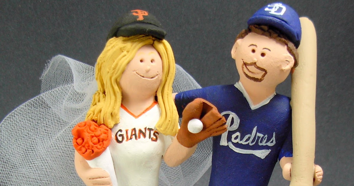 Wedding Cake Toppers San Diego