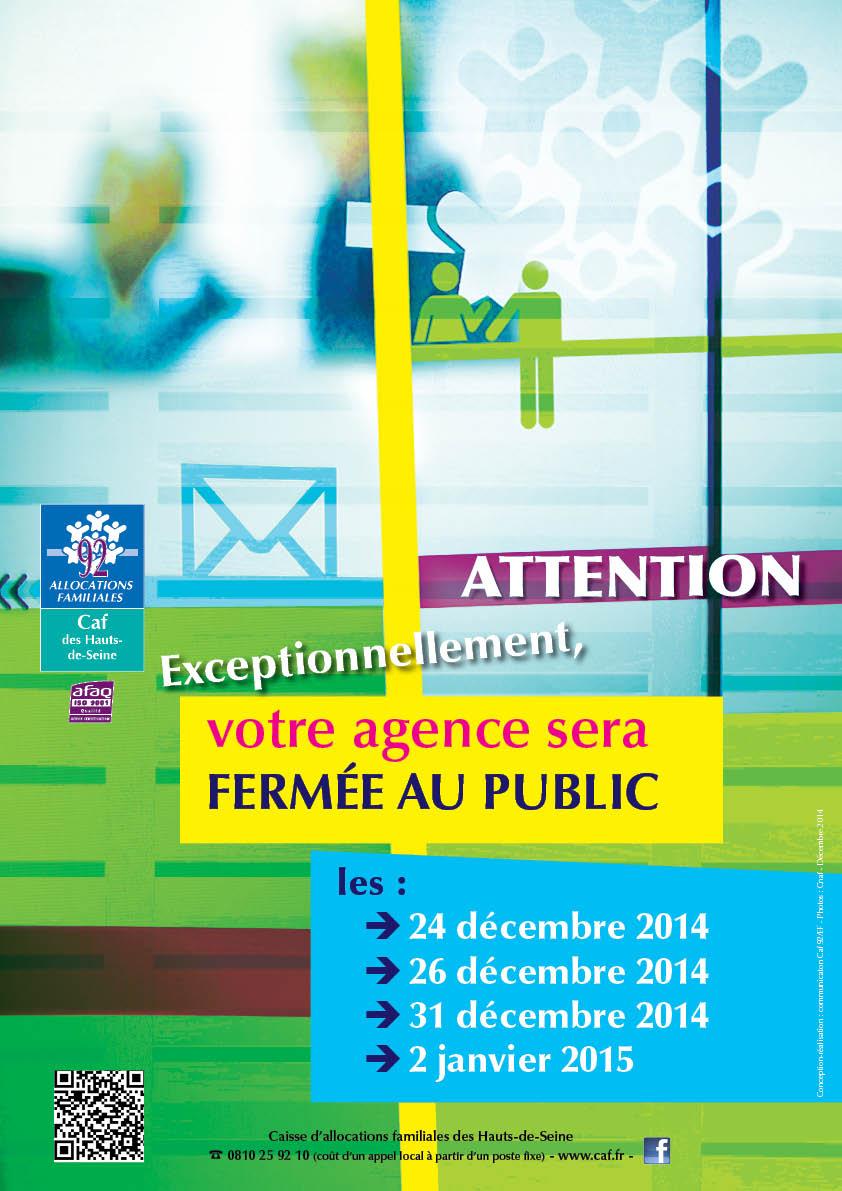 La Caf Des Hauts De Seine Ses Partenaires 2014