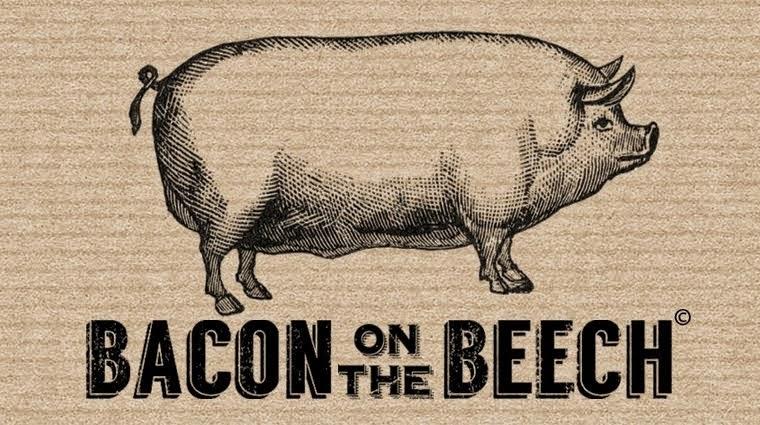 Bacon on the beech