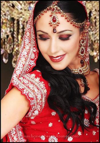 Bridal Indian Makeup