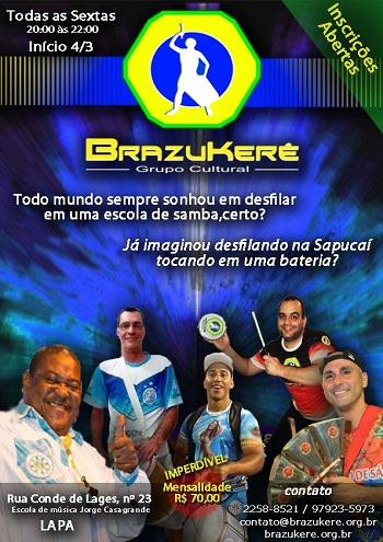Brazukerê Grupo Cultural