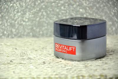 L'oreal Revitalift Filler [HA] krem anti-age hialuronowe wypełnienie - pierwsze wrażenie.
