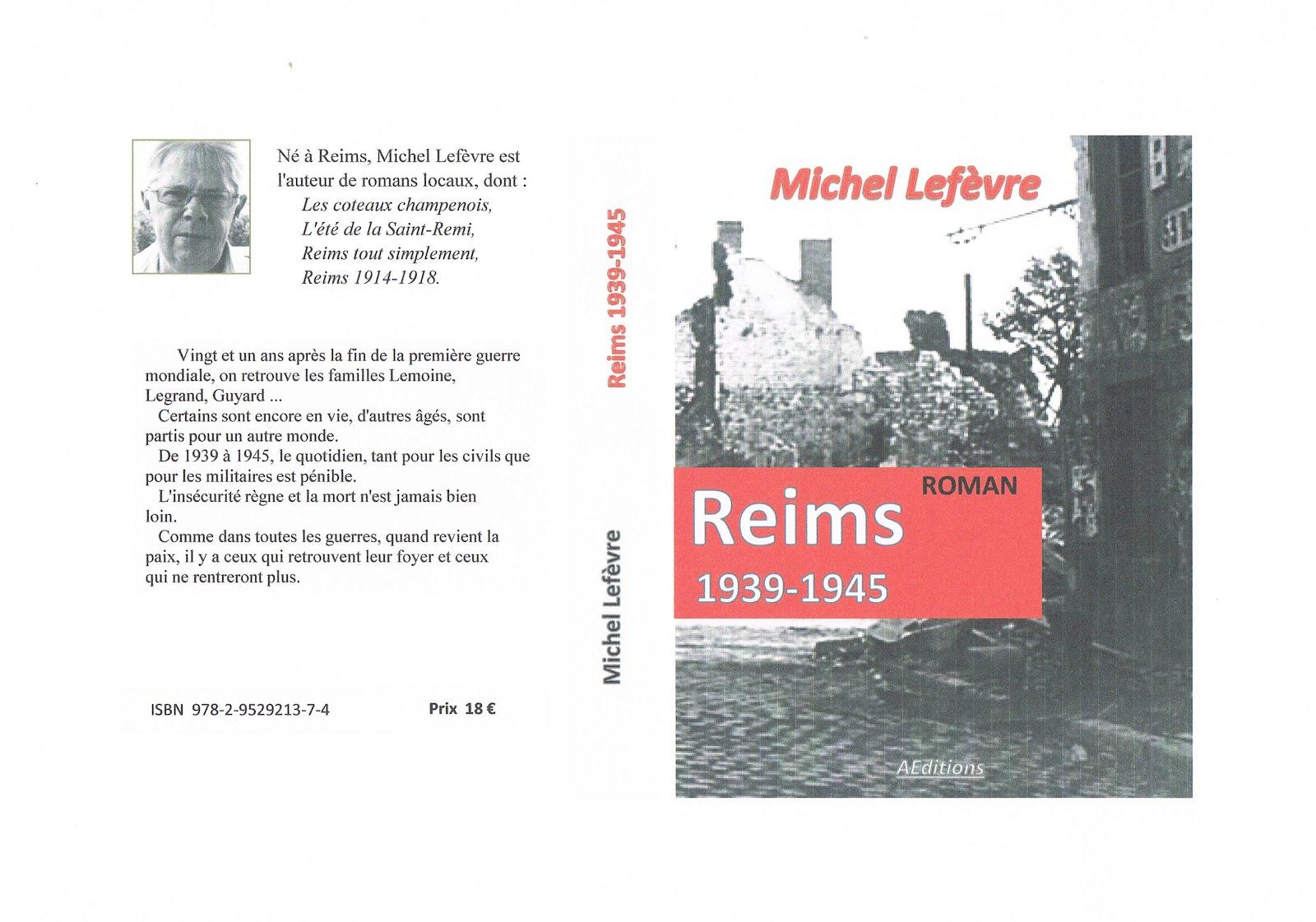 Aeditions reims 1939 1945 - Depot vente meubles reims ...