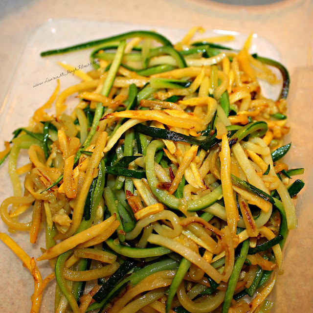 Zoodle Recipe