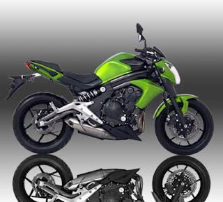 Harga Motor Kawasaki Terbaru Januari 2013
