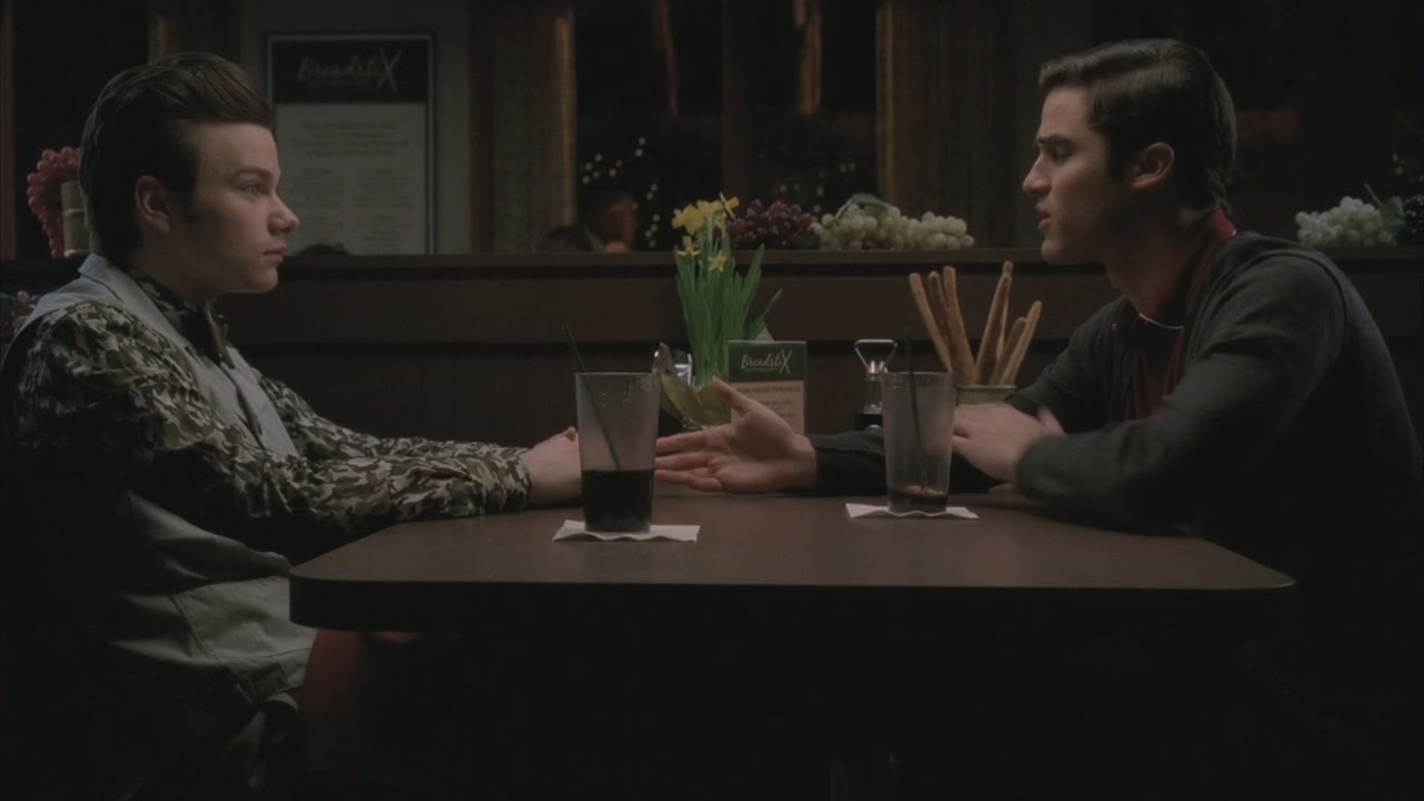 Glee Fanfiction Kurt And Blaine Wedding