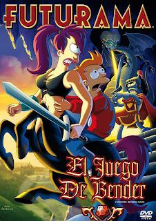 Ver online: Futurama: El juego de Bender (Futurama: Bender's Game / The Futurama Movie 3) 2008