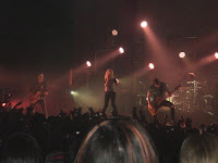 Paramore - Fox Theater in Pomona, CA - Performing on stage