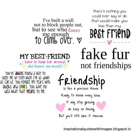lovely best friendship quotes with images wallpapers