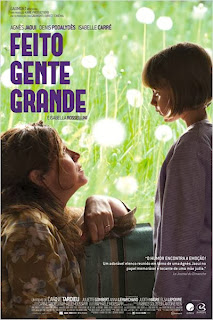 """Poster do filme """"Feito Gente Grande"""""""