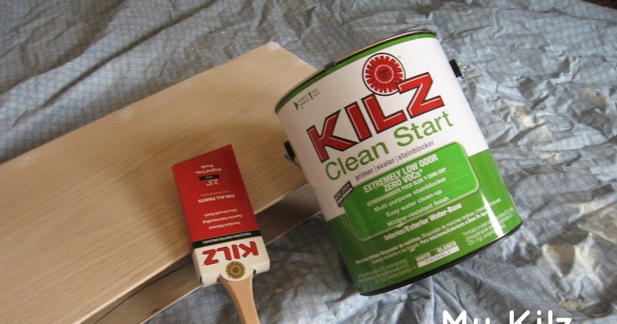 What Is Kilz Paint Used For