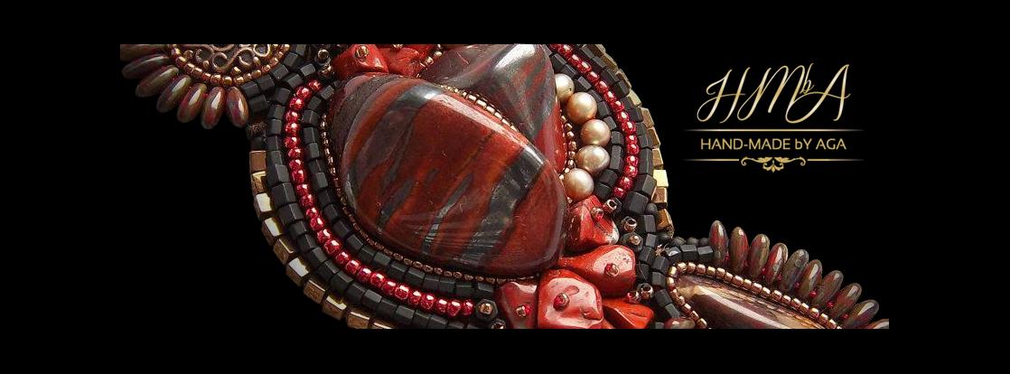 Biżuteria ręcznie robiona - Handmade jewelry