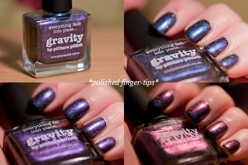 Picture Polish Gravity - artificial light