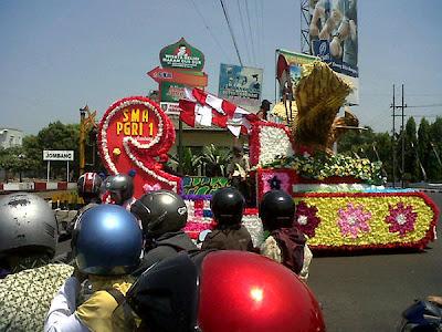 Karnaval Jombang 2013