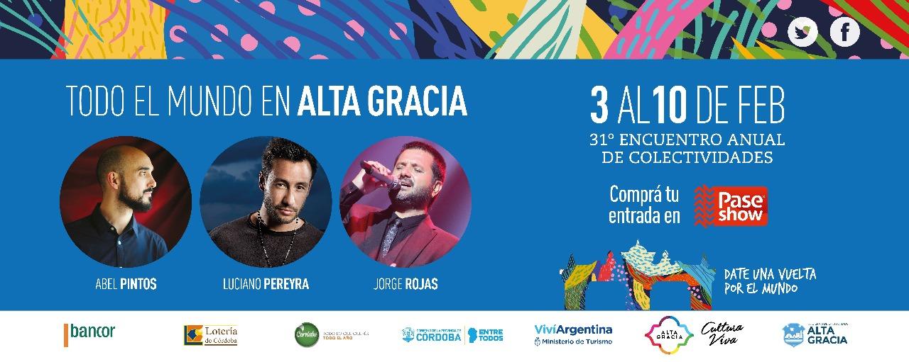 Alta Gracia es Mundial !!!