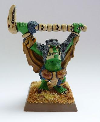 Savage Orc Shaman