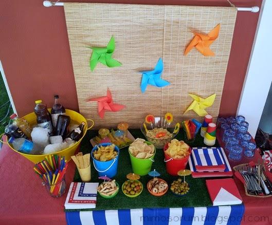 Mimosorum 7 ideas para una fiesta en la piscina pool for Ideas para piletas