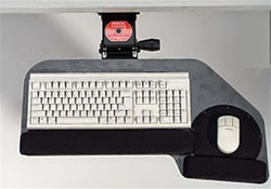 Retractable Keyboard Tray
