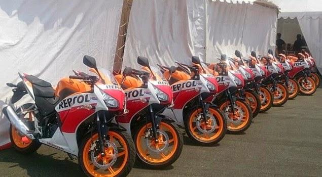 New Honda CBR150R 2014 Karya Indonesia Sudah Hadir Di Vietnam