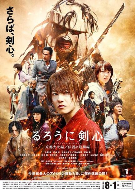 Rurouni Kenshin: Samurai X Legendado