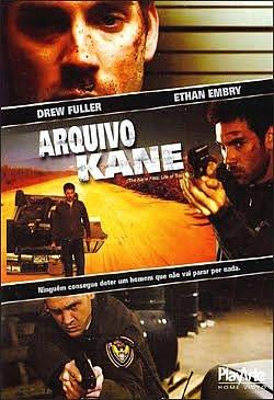 Filme Poster Arquivo Kane DVDRip XviD Dual Audio & RMVB Dublado