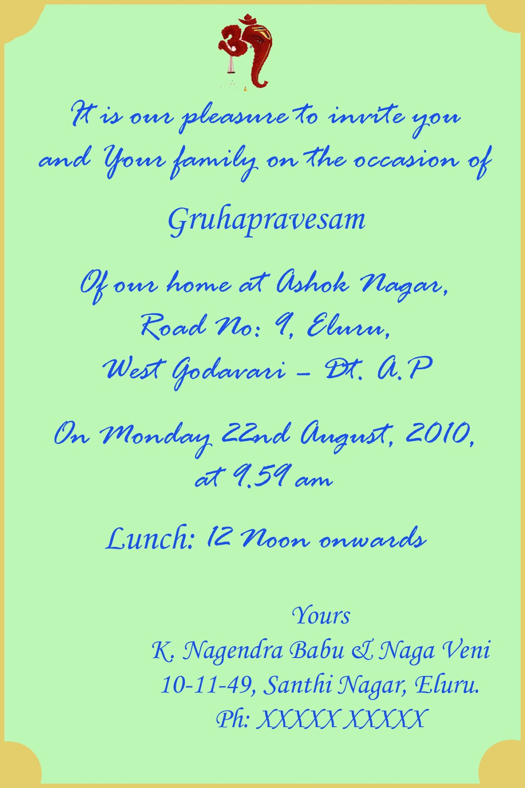 Get Much Information: Indian / Hindu Marriage Invitation ...