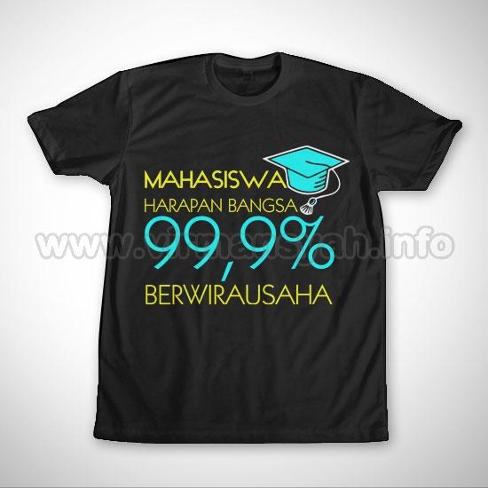 Kaos Mahasiswa Harapan Bangsa