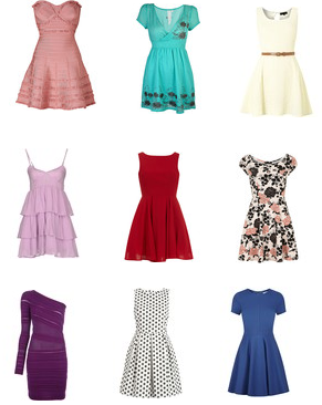 How to Choose a Short Dresses That's Your Size
