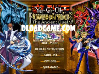 YuGiOh! Power of Chaos  The Ancient Duel Download Game YuGiOh! Power of Chaos  The Ancient Duel PC Full