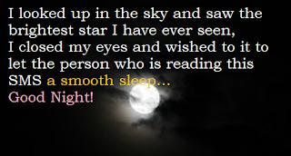 ucapan good night selamat tidur 2
