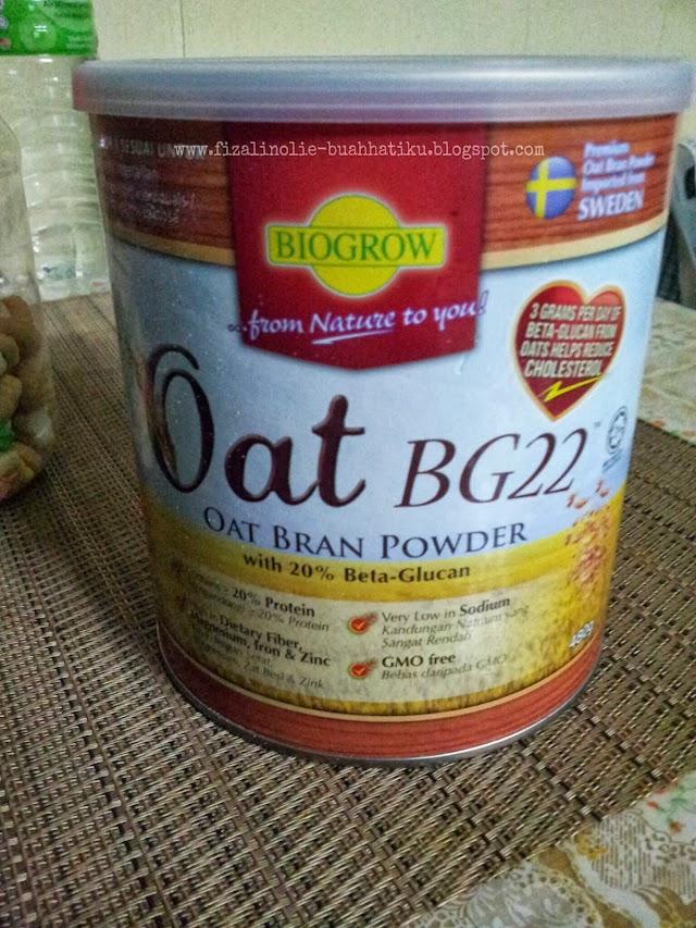 Mahalnya Biogrow Oat BG22!!!