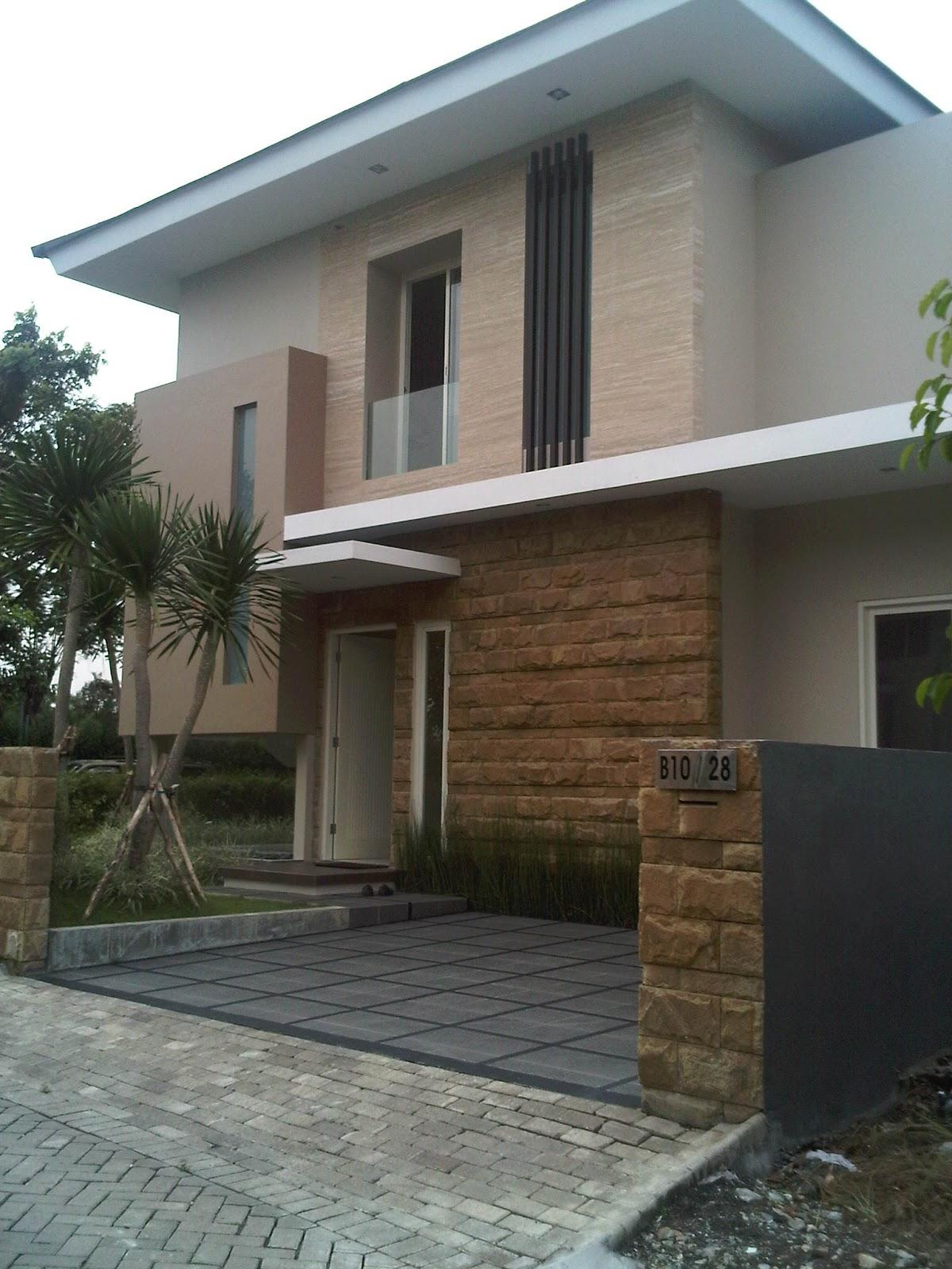 Aneka ide Desain Rumah Taman Indah 2015 yg bagus