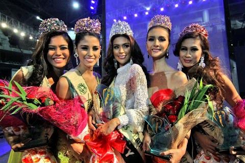 Miss Philippines Earth 2013