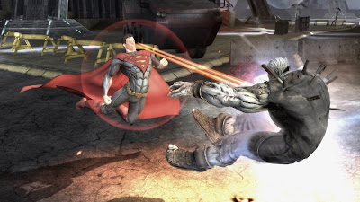 Injustice: Gods Among Us Ultimate Edition [RIP/Black Box] Full PC Games Download