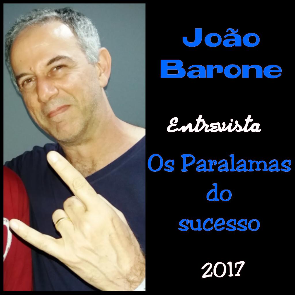 João Barone - Entrevista