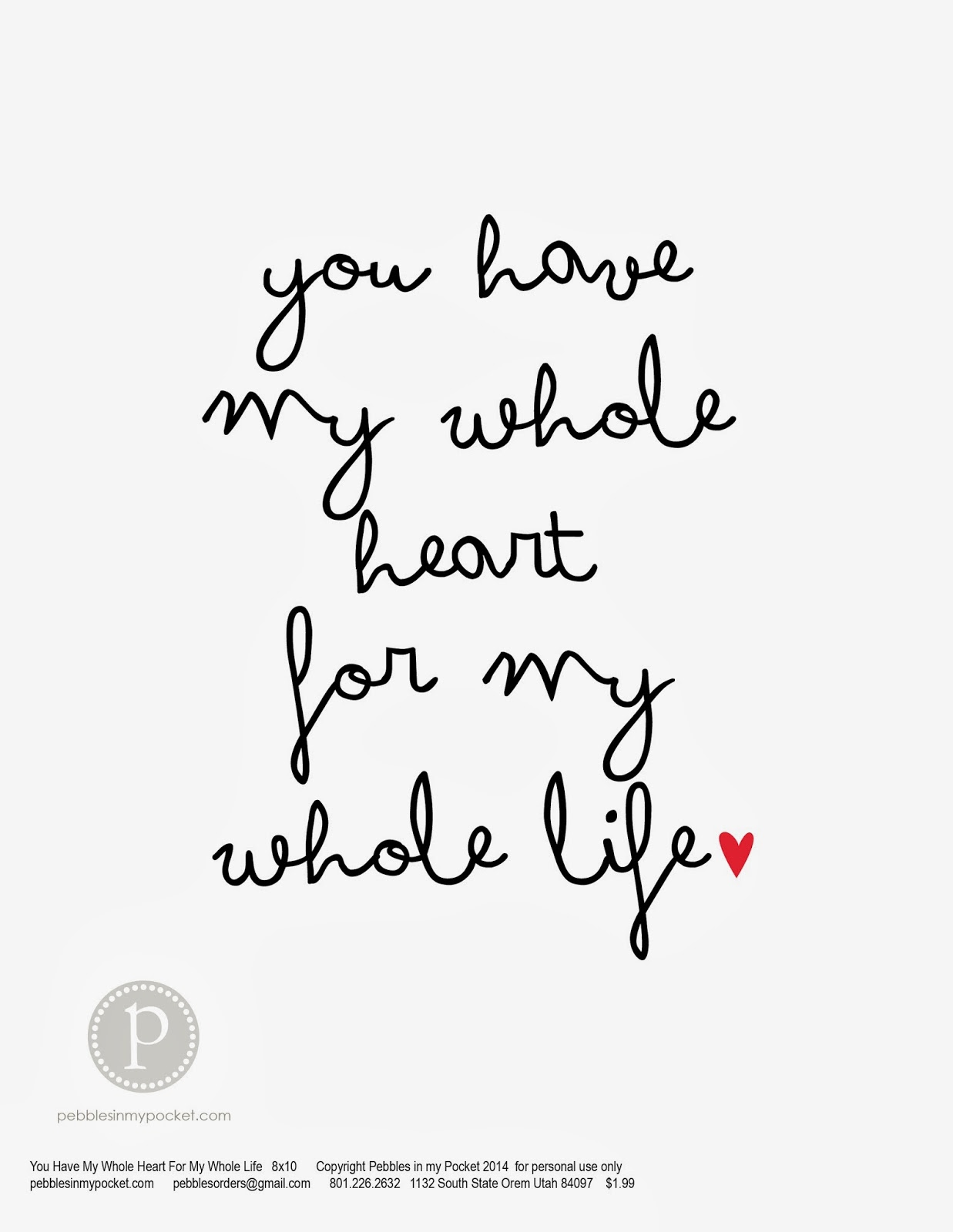 "Whole Life Quote Awesome Pebbles In My Pocket Blog ""how Do I Love Thee""  Love Quotes For"