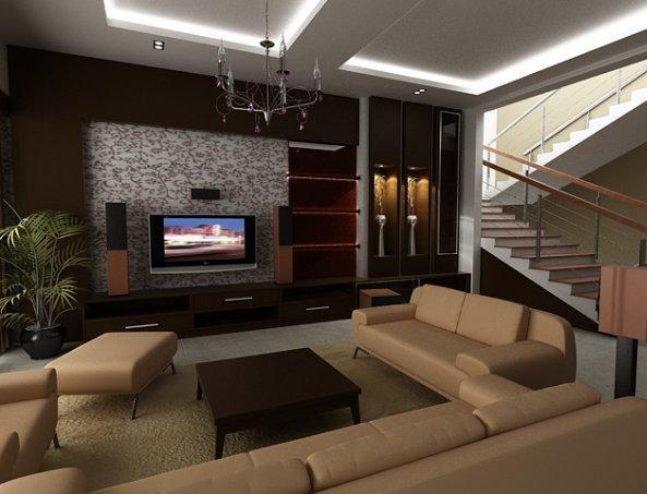 Model Rumah Kecil Interior Design