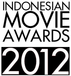 Daftar Nominasi Indonesian Movie Awards 2012