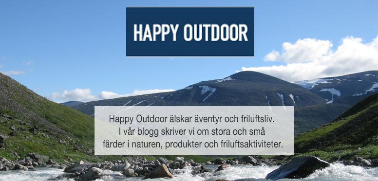 Happy Outdoor - Frilufstliv och Äventyr