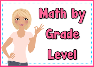 Math Resources by Grade Level