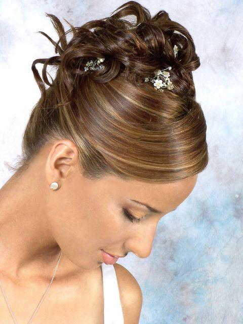 Peinados para fiesta semi recogido con rizos de moda YouTube - Peinados Actuales Para Fiestas