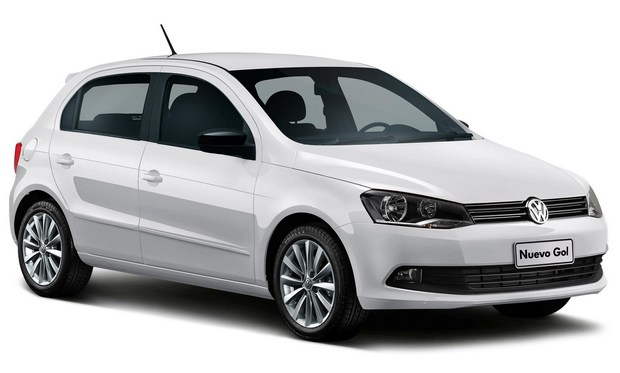 novo Volkswagen Gol G6 2014 dianteira