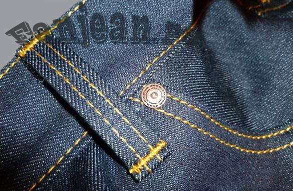 как пошить джинсы самому