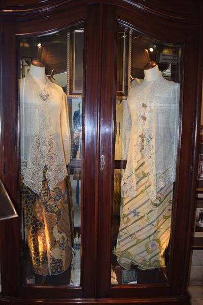 Koleksi kebaya batik cantik